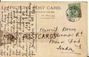 Genealogy Postcard - Bones - Gloucester Road - Manor Park - London E - Ref 9543A