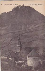 SALINS-les-BAINS (Jura) , Le Fort St-Andre , France, 00-10s