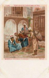 CAIRE , Egypt , 00-10s ; Vendeurs D'Eau