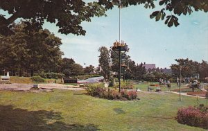 Miniature Golf Course, Ocean Beach Park, NEW LONDON , Connecticut , 50-60s