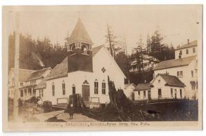 RPPC, Methodist Church, Metlakatla AK