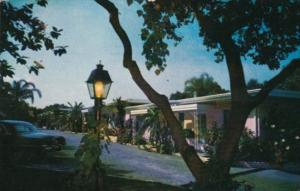 Florida Winter Haven Villa Rosa Court 1954
