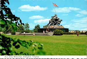 Virginia Arlington Iwo Jima Memorial