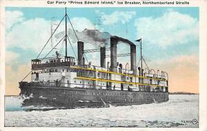 5523 Prince Edward Island, Car Ferry, Ice Breaker, Northumberland...