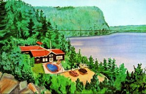 Minnesota Grand Marais Wilderness Retreat Lodge On Lake McFarland
