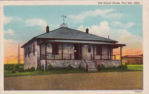 Oklahoma Fort Sill Old Guard House