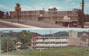 ASHEVILLE, North Carolina, 1950-1960's; City Center Motor Lodge