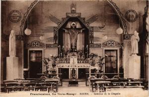 CPA Rouen-Intérieur de la Chapelle (269273)