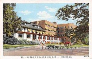 St Joseph's Health Resort - Wedron, Illinois IL