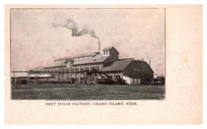 Nebraska Grand Island ,  Beet Sugar Factory