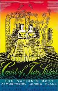Louisiana New Orleans Court Of Two Sisters The Nations Most Atmospheric Dinin...