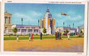 Chicago World's Fair, Illinois Host House