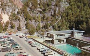 Canada Radium Hot Springs Aquacourt