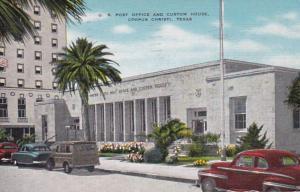 Texas Corpus Christi Post Office and Custom House 1950