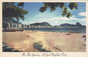 Rio De Janeiro , Brazil , 30-40s