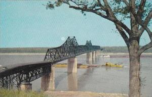 Mississippi Vicksburg Mississippi River Bridge
