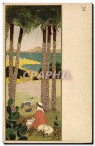 Old Postcard Fantasy Illustrator
