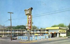 Imperial 400 Motels Pocatello ID Unused
