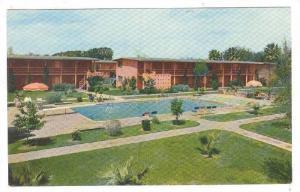Country Club Apartment Hotel, Swimming Pool, Phoenix, Arizona, 40-60s