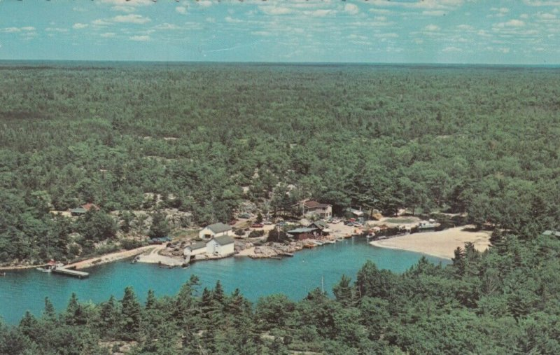 NOBEL , Ontario , Canada , 1950-60s ; Snug Harbour Marine