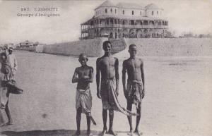 Djibouti , 00-10s : Groupe d Indigenes