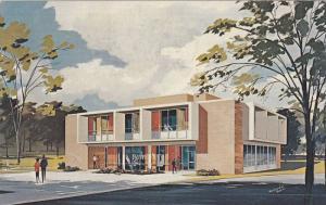 Administration Building, Shaw University, Raleigh, North Carolina, PU-1970
