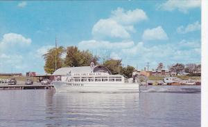 Long Sault Cruise Boat, Long Sault III, LONG SAULT, Ontario, Canada, 40-60´s