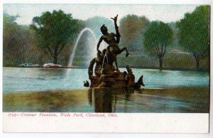 Centaur Fountain, Wade Park, Cleveland Ohio