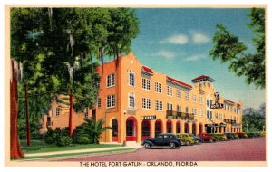 Florida   Orlando , The Hotel Fort Gatlin