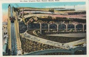 REVERE BEACH, Massachusetts, 1910s ; Virginia Reel Ride