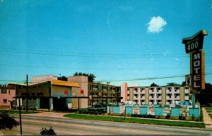 Imperial '400' Motel Little Rock Arkansas 1964