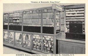 Eckerd's Prescription Counter Columbia, SC