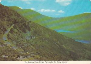 Ireland The Connor Pass Dingle Peninsula County Kerry