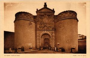CPA Toledo Puerta de Visagra SPAIN (743866)