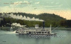 Zanesville, Ohio, USA Ferry Boats, Ship, Ships, Postcard Post Cards  Zanesvil...