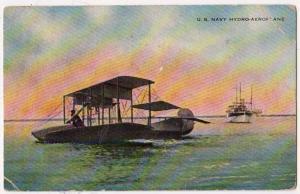 US Navy Hydroplane