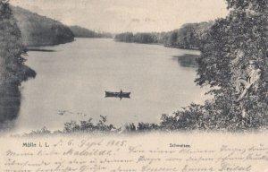 Molln i. L. , Germany 1905 ; Schmalsee