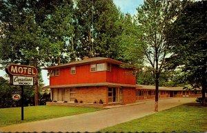Canadiana Motel Whitby Ontario Canada