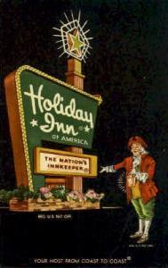 Holiday Inn of America Kearney NE Unused