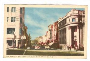 Wellington Street North, Sherbrooke, Quebec, Canada PU-1951