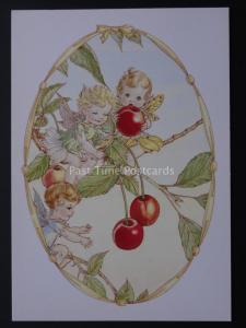 Fairy World Collection CHERRY RIPE Art Marjorie Dawson by Dixon c1980's