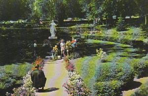 Canada Ontario Midland Garden Of The Sacred Heart Martyrs Shrine