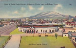 Mexico Juarez Bull Ring 1946