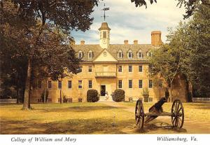 College of William and Mary -