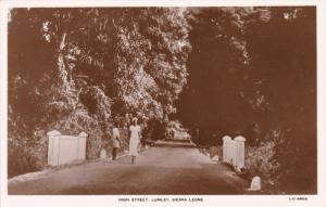 RP: High Street , LUMLEY, Sierra Leone , 20-40s