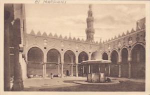 CAIRO , Egypt , 1910s ; Mosque of Al-Mardani
