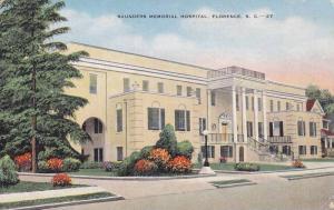 Saunders Memorial Hospital, Florence, South Carolina, 30-40s