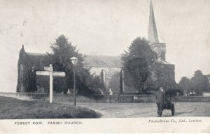 FOREST ROW , Sussex , England , 1904 ; Parish Church