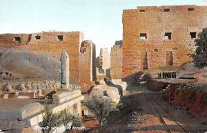 Karnak Egypt, Egypte, Africa The Temple Karnak The Temple