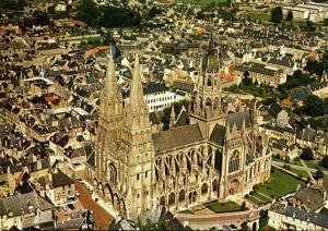 France Bayeux Vue generale